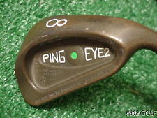 RARE Nice Ping Eye 2 + COPPER 8 IRON Green DOT + 1.5 in