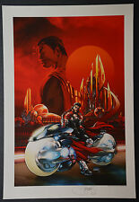 Superman Action 812 Michael Turner Aspen Art Print