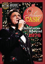 DVD THE JOHNNY CASH Christmas Special 1976 Christmas As We Knew It NEW