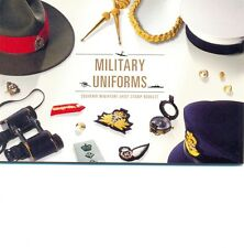 New Zealand Military Uniforms-mnh booklet SB4