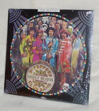 Beatles: Sgt. Pepper Lonely Hearts Club Band [PICTURE DISC, New not sealed