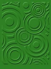 CUTTLEBUG embossing folder - RELLIE RAVE REDUCED