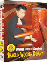 Wing Chun Wooden Dummy Techniques Training DVD Set 5-8