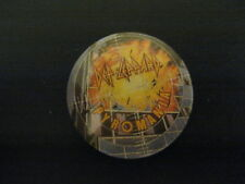 Def Leppard-Pyromania-Small-Pin-Button-Badge-80's Vintage-Rare