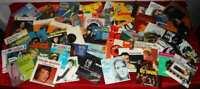 50 Singles Oldies - Vinylsammlung - Tornados Montez Buddy Holly Sam Cooke usw...