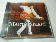 Marty Stuart Honky Tonkin's What I Do Best Music CD 1996 - New