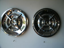 """2 - 14"""" aftermarket lancer hubcaps- nice"""