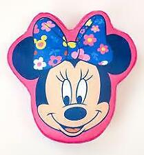 Disney Minnie Mouse Shopaholic Shaped Plush Cushion