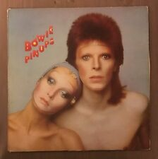 DAVID BOWIE Pin Ups  1973 French Vinyl LP orange RCA EXCELLENT CONDITION
