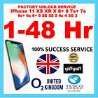 EXPRESS FAST UNLOCK O2 Tesco iPhone  X 8+ 8 7+ 7 6s+ 6s 6+ 6 5se 5s 5 5c <br/> ✅Premium Fast Unlocking ✅1-48 HOURS ✅Only IMEI Needed