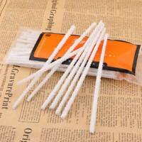 50pcs Intensive Cotton Pipe Cleaners Smoke Pipe Cleaning Tool White New