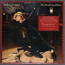 Audio CD - The Broadway Album by Barbra Streisand - Send in the Clowns