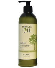 Amazing & Desirable Earthly Body Miracle Oil Conditioner - 16 oz Tea Tree