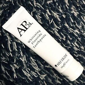 Nu Skin Nuskin AP-24 Whitening Fluoride Toothpaste Prevent Cavities & Plaque NEW