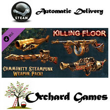 Killing Floor - Community Weapon Pack 2 : PC :  Steam Digital :  Auto Delivery