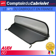 Filet anti-remous coupe-vent, windschott Audi 80 cabriolet - TUV