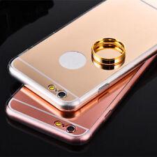 Fundas y carcasas metálicas Para iPhone 7 Plus de silicona/goma para teléfonos móviles y PDAs