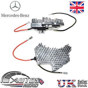Heater Blower Fan Resistor For Mercedes C Class CLK E SLK 2028207310