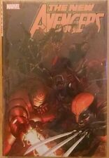 New Avengers Volume Two Oversized Hardcover Marvel Bendis Finch Cho Mays McNiven