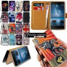 Para Varias Nokia Asha Smartphones Cuero Elegante Soporte Funda