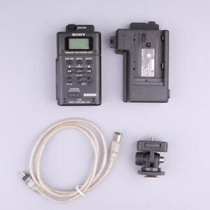 **USED**SONY HVR-MRC1 Memory Recording Unit + HVRA-CR1 eBay#2021039