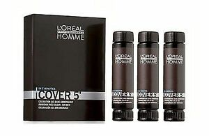 L'Oreal HOMME Cover 5 hair (multiple) color gel for men (Volume Pricing)
