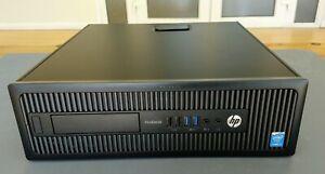 HP 600 G1 SFF i7-4790 4th Gen Quad 3.6Ghz up to 4Ghz, 8GB, No HDD - Tested