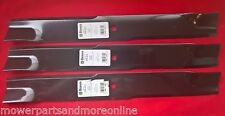 3 x 60 Inch Dixon / Toro Lawn Mower Blade - 18931, 105-7718-03, 103-0301, 633483