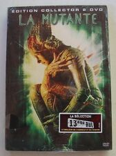 2DVD LA MUTANTE - Ben KINGSLEY / Forest WHITAKER - EDITION COLLECTOR - NEUF