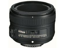 Objetivo - Nikon AF-S 50 mm f/1.8 G