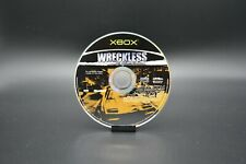 MS XBOX Classic Spiel Game - Wreckless The Yakuza Missions - GUT BLITZVERSAND !!