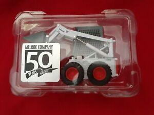 NIB Melroe Company 50 Years 1947-1997 Diecast Bobcat 610