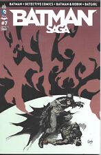 Batman Saga N°7 - Urban Comics-DC Comics - Décembre 2012