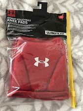 NWT UNDER ARMOUR VOLLEYBALL KNEE PADS UNISEX