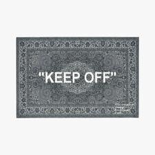 "Virgil Abloh x IKEA ""KEEP OFF"" 200x300 RUG"