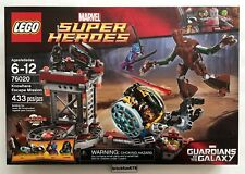 Lego Superheroes 76020 Knowhere Escape Mission set New in Factory Sealed Box