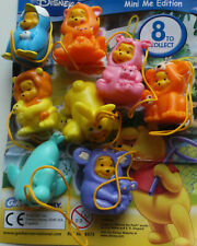 Winnie the Pooh Peek-a-Pooh Mini Me Edition Set of 8
