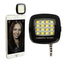 16 LED Super Bright Flash Light For Mobile Phones Tablets