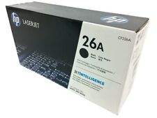 HP CF226A 26A 1500 page yield GENUINE Toner Cartridge NEW