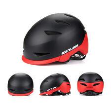 Fahrradhelm e-Bike Helm eBike City Hartschale MTB Skatehelm Damen Herren L 58-61
