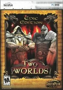 TWO WORLDS EPIC EDITION PC GAME