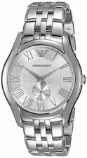 Emporio Armani Men's AR1788 Dress Silver Watch