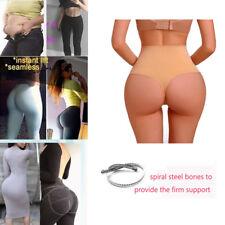 High Waist Pants Thong Bum Conrrol Pants Enhancer Shaper Butt Lifter Underwear