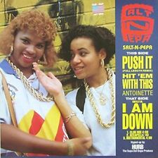 "Salt'n'Pepa Push it (U.S. Remix, 1988)  [7"" Single]"
