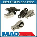 Engine And Transmission Mounts Tested For 07-15 Smart Fortwo 3pc Kit
