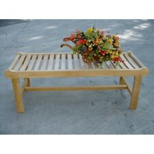 Anderson Teak Cambridge 2-Seater Backless Bench - BH-748B