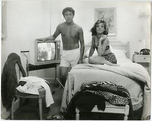 Anne Bancroft, Dustin Hoffman The Graduate 1967 Large Original Still Photograph