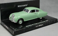 Minichamps Bentley R-Type Continental in Light Green 1955 436139424 1/43 Ltd Ed