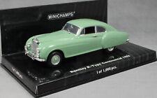 Minichamps Bentley R-Type Continental in Light Green 1955 436139424 1/43 Ltd Ed
