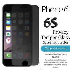Genuine Tempered Privacy Glass Premium Anti-Spy Screen Protector For iPhone 6s 6